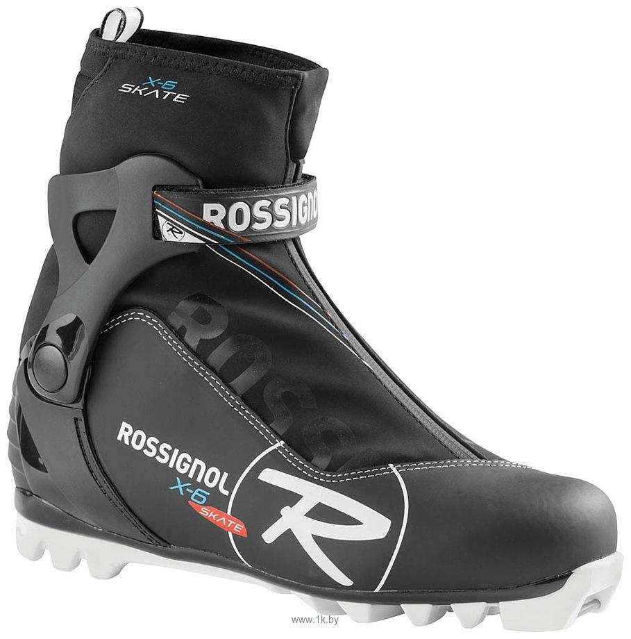 Фотографии Rossignol X-6 Skate (2015/2016)