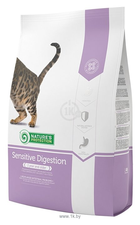 Фотографии Nature's Protection Sensitive digestion (2 кг)