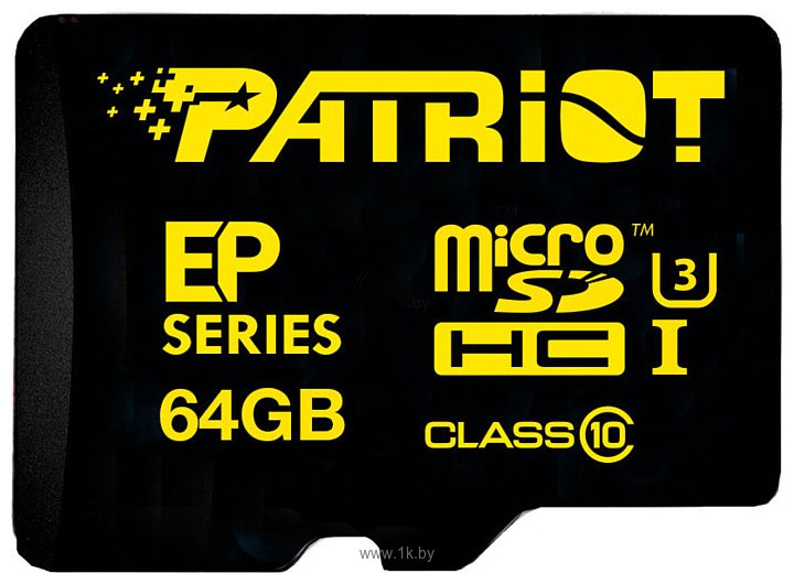 Фотографии Patriot Memory PEF64GEMCSXC10
