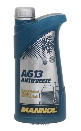 Фотографии Mannol Hightec Antifreeze AG13 1л
