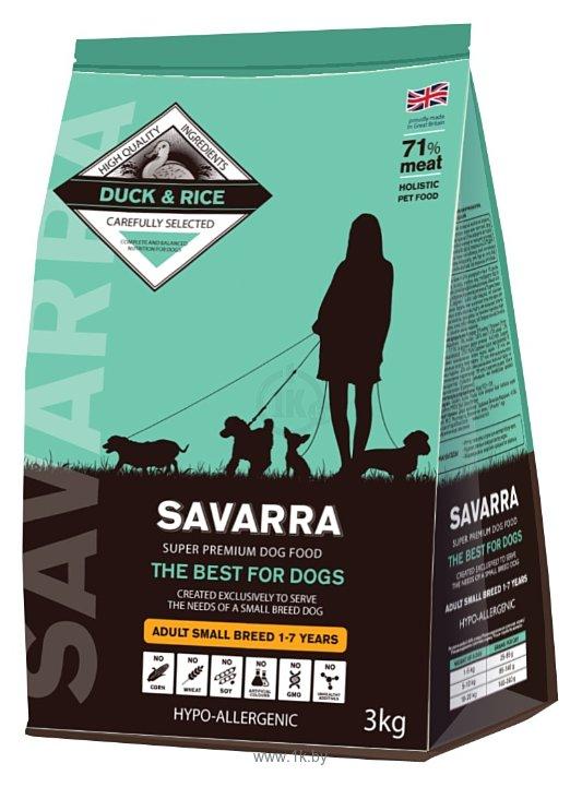 Фотографии SAVARRA Adult Small Breed (18 кг)