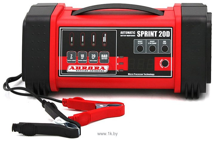 Фотографии Aurora Sprint 20D