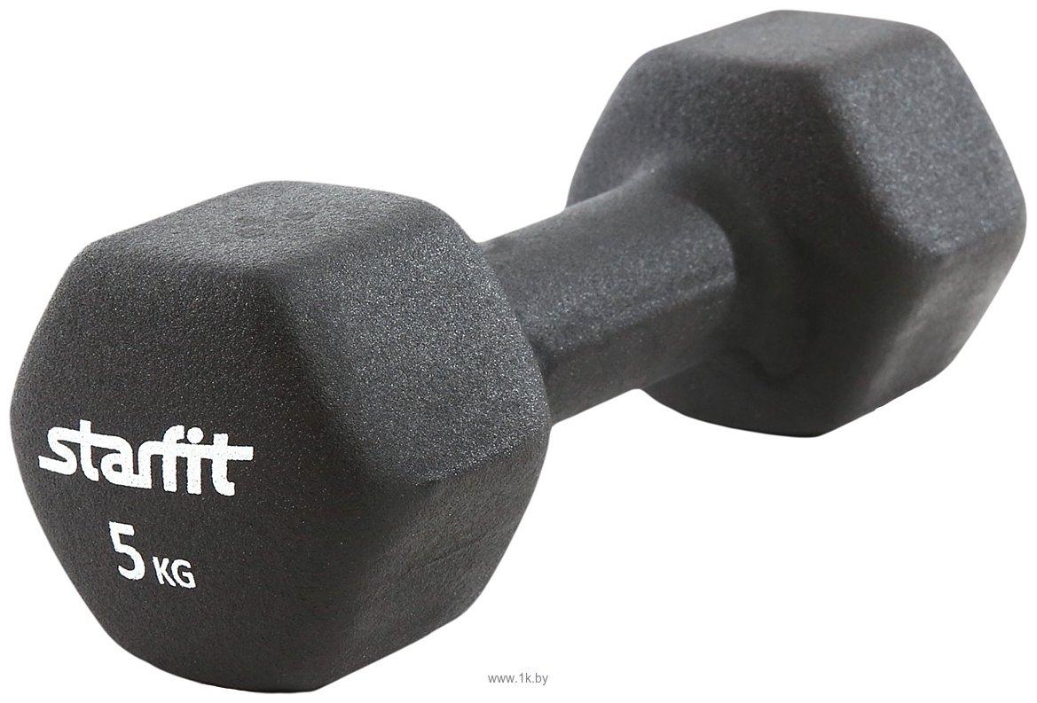 Фотографии Starfit DB-201 5 кг (черный)