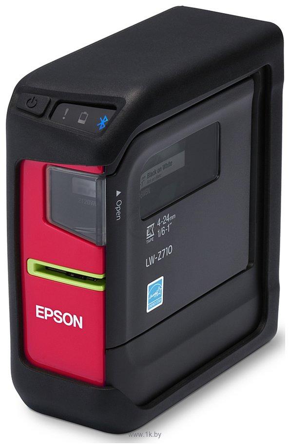 Фотографии Epson LabelWorks LW-Z710