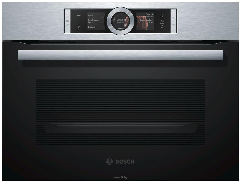 Фотографии Bosch CSG656BS1