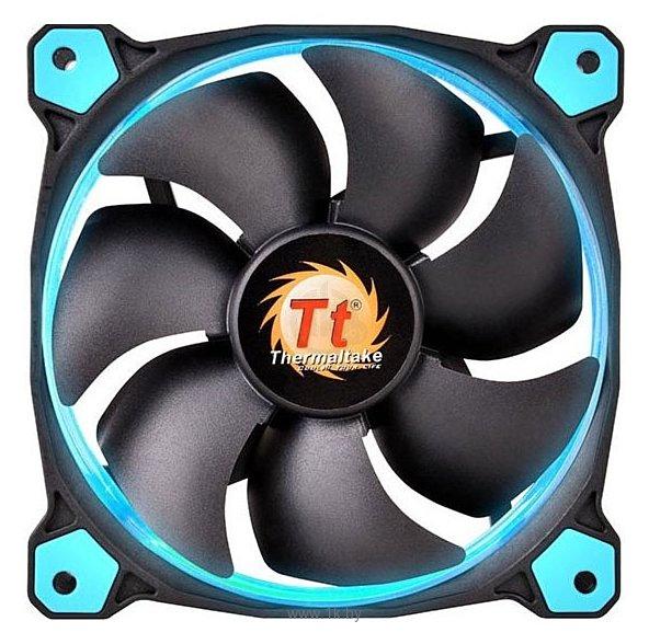 Фотографии Thermaltake Riing 12 LED Blue