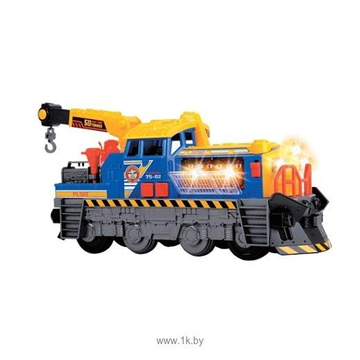 Фотографии Dickie Toys Пассажирский поезд 3748002