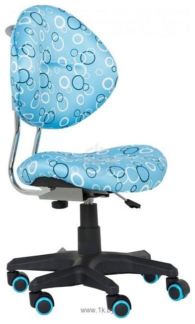 Фотографии Fun Desk SST5 (голубой с кольцами)