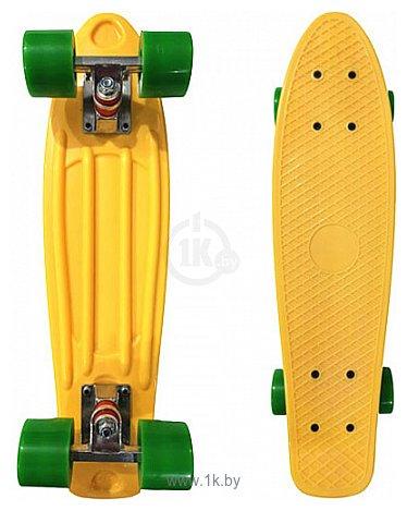 Фотографии Display Penny Board Yellow/green