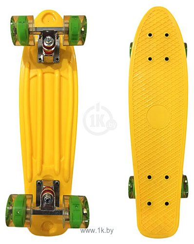 Фотографии Display Penny Board Yellow/green LED