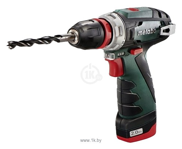 Фотографии Metabo PowerMaxx BS Quick Basic 2.0Ah x2 Case