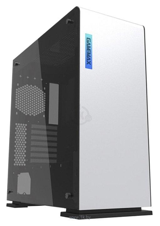 Фотографии GameMax Vega Perspex White