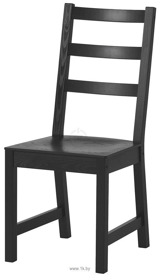Фотографии Ikea Нордвикен (черный) 103.695.49