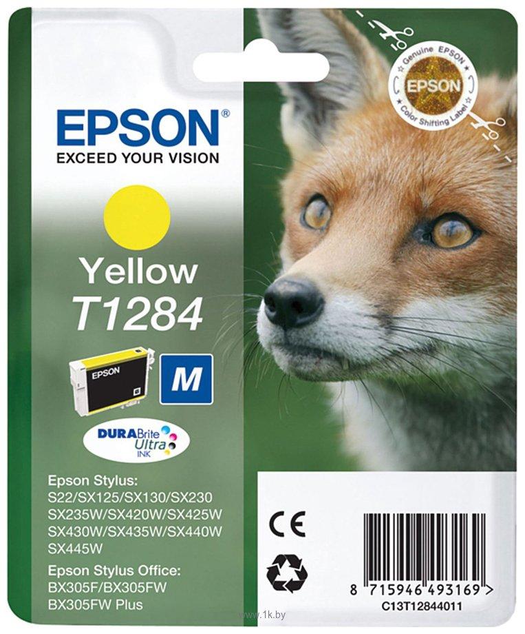 Фотографии Аналог Epson C13T12844011