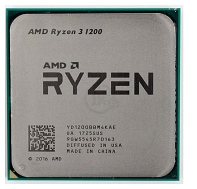 Фотографии AMD Ryzen 3 1200 Summit Ridge (AM4, L3 8192Kb)