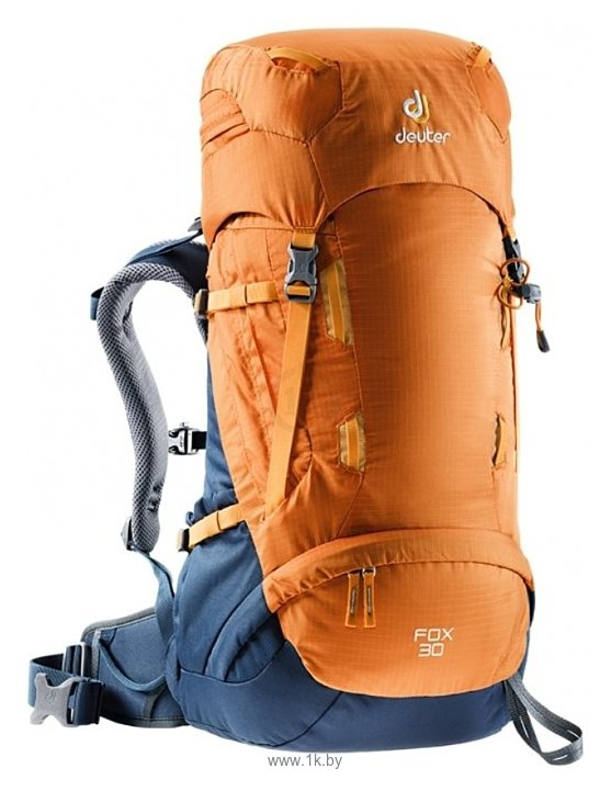Фотографии Deuter Fox 30 orange (mango/midnight)