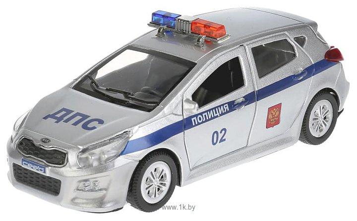 Фотографии Технопарк Kia Ceed Полиция
