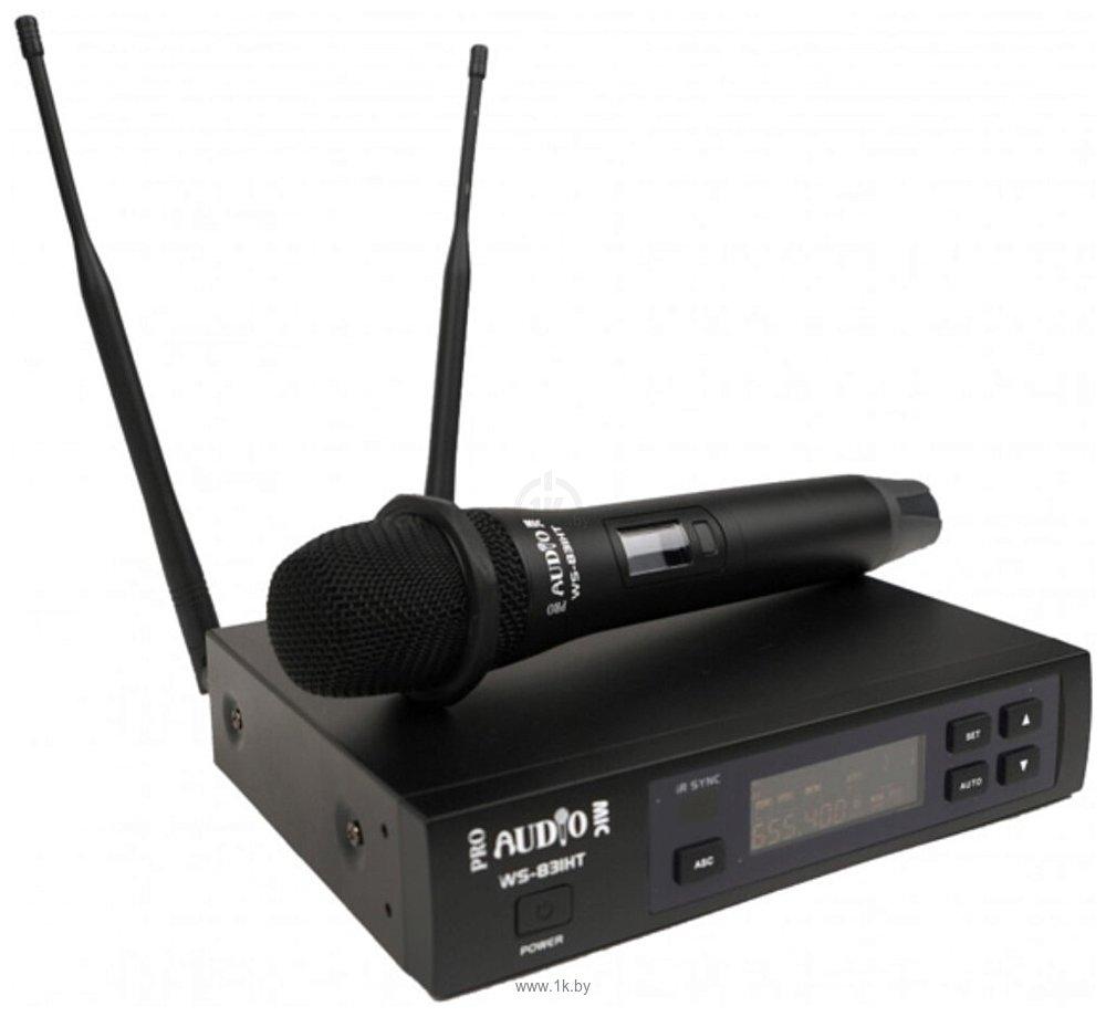 Фотографии Pro Audio WS-831HT