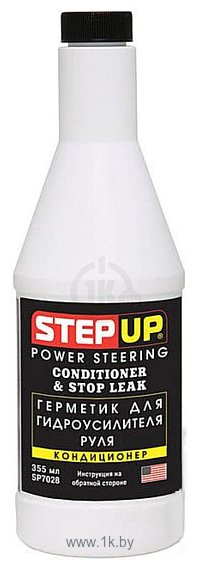 Фотографии Step Up Power Steering Conditioner Stop Leak 355 ml (SP7028)