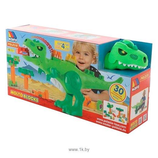 Фотографии Полесье 67807 Динозавр