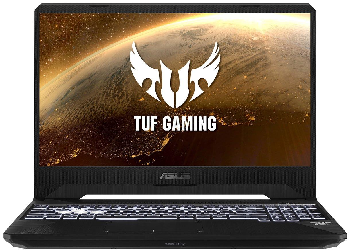 Фотографии ASUS TUF Gaming FX505GT-AL022