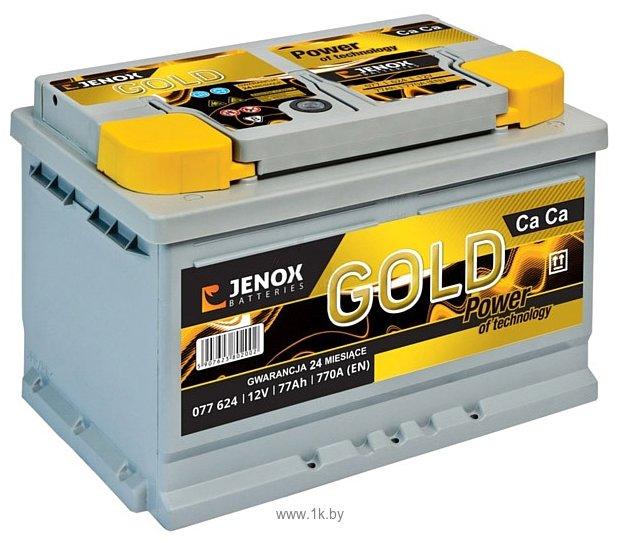Фотографии Jenox Gold 077 624 (77Ah)