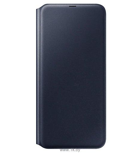 Фотографии Samsung Wallet Cover для Samsung Galaxy A70 (черный)