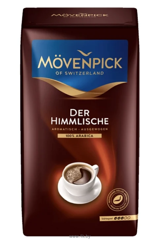 Фотографии Movenpick Der Himmlische молотый 0.5 кг