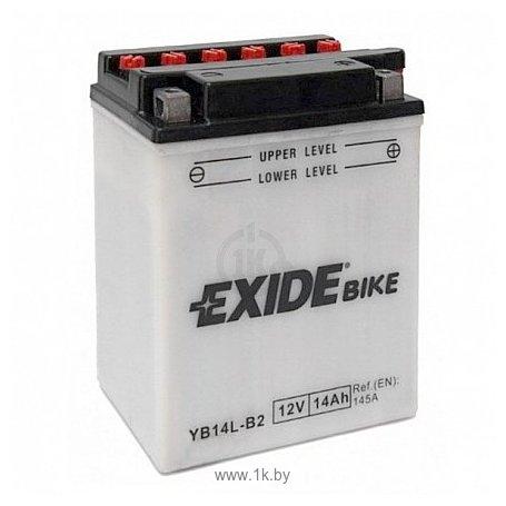 Фотографии Exide EB14L-B2 (14Ah)