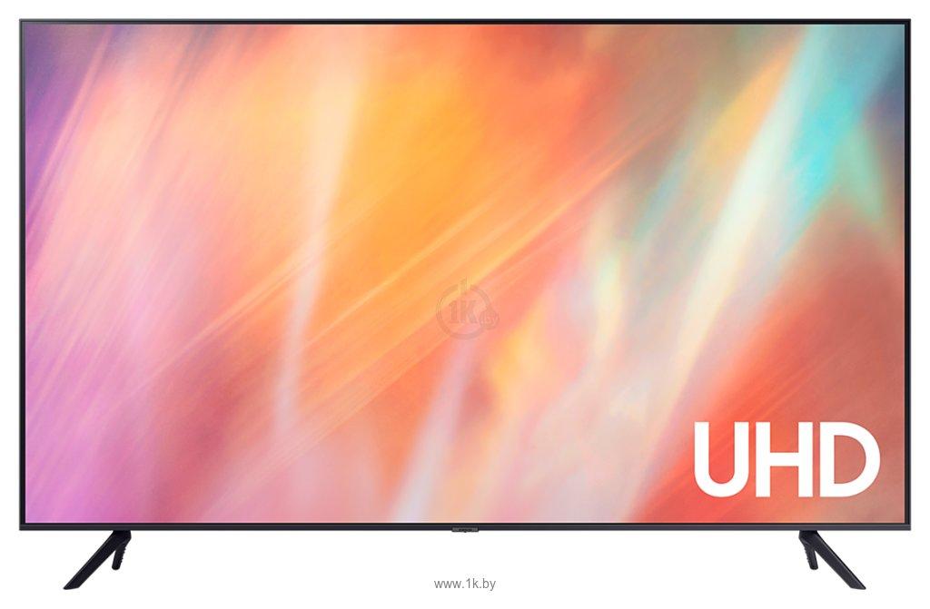 Фотографии Samsung UE50AU7100U