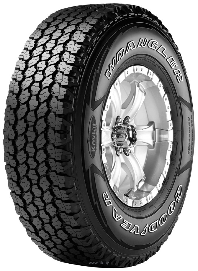 Фотографии Goodyear Wrangler All-Terrain Adventure 235/70 R16 109T