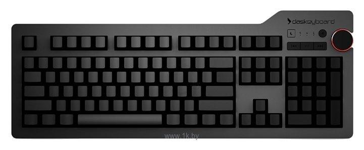Фотографии Das Keyboard 4 Ultimate Cherry MX Blue Black USB