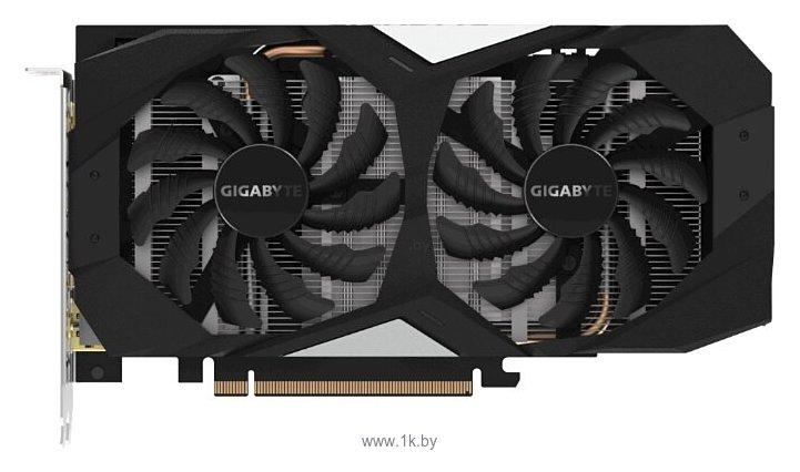 Фотографии GIGABYTE GeForce GTX 1660 OC (GV-N1660OC-6GD)