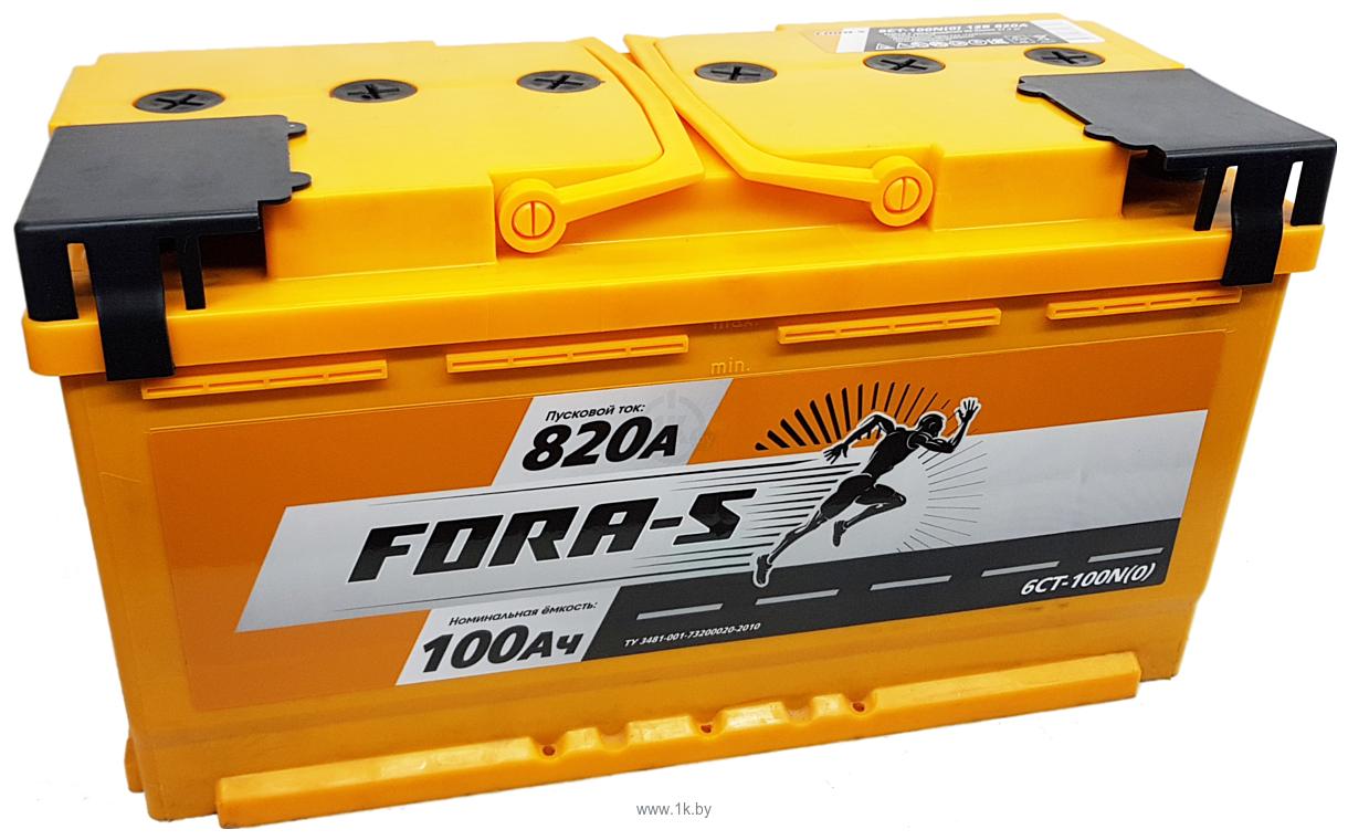Фотографии Fora-S 100 R (100Ah)