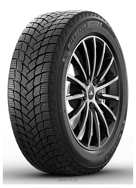 Фотографии Michelin X-Ice Snow 235/55 R17 103H