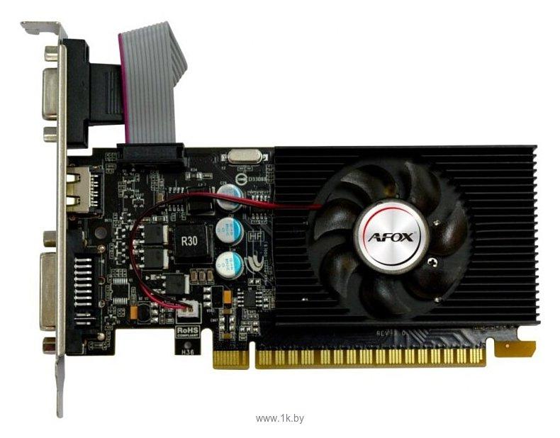 Фотографии AFOX GeForce GT 610 2 GB (AF610-2048D3L7-V5)