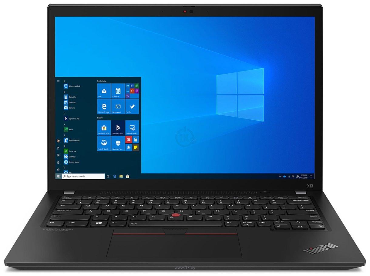 Фотографии Lenovo ThinkPad X13 Gen 2 (20WK0022RT)
