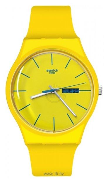 Умные смарт часы и фитнес-браслеты Swatch Отзывы