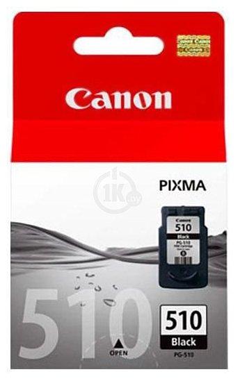 Фотографии Canon PG-510 Black