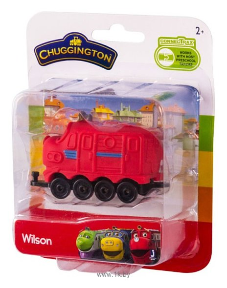 Фотографии Chuggington Локомотив Уилсон 38586
