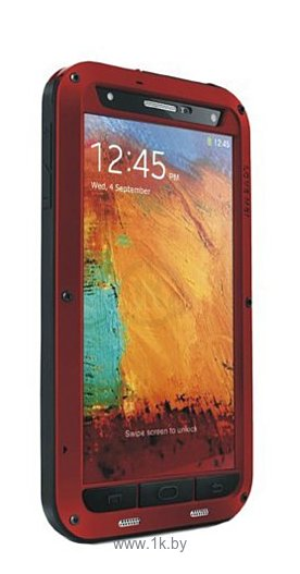 Фотографии Love Mei Powerful Red for Galaxy Note 3