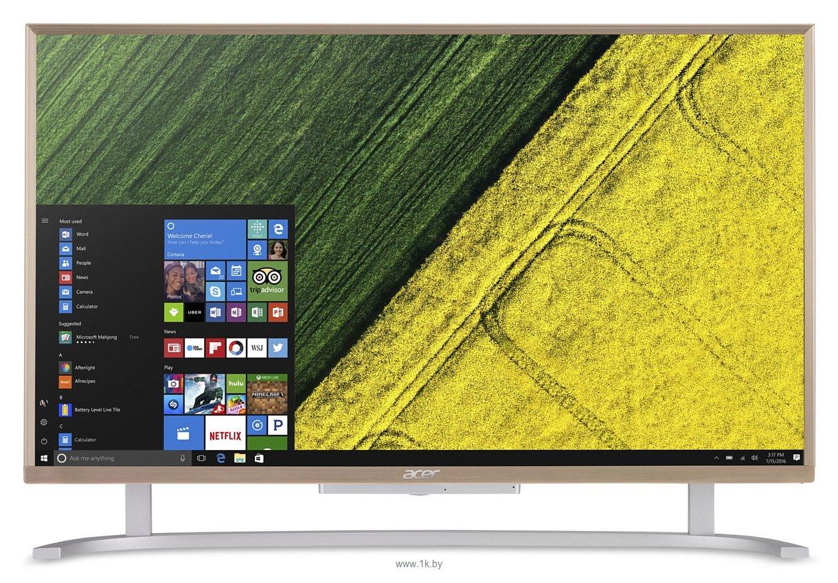 Фотографии Acer Aspire C24-760 (DQ.B8GME.005)