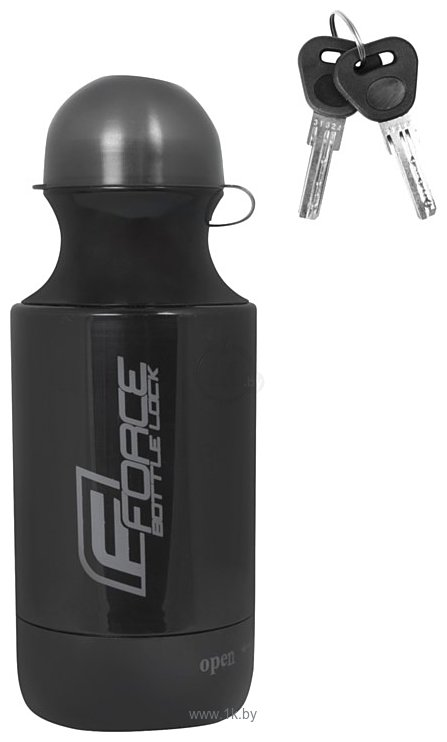 Фотографии Force Bottle Lock 150/7 49180 (черный)