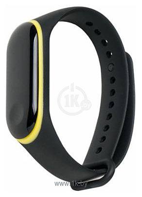 Фотографии Xiaomi для Mi Band 3 (черный/желтый)
