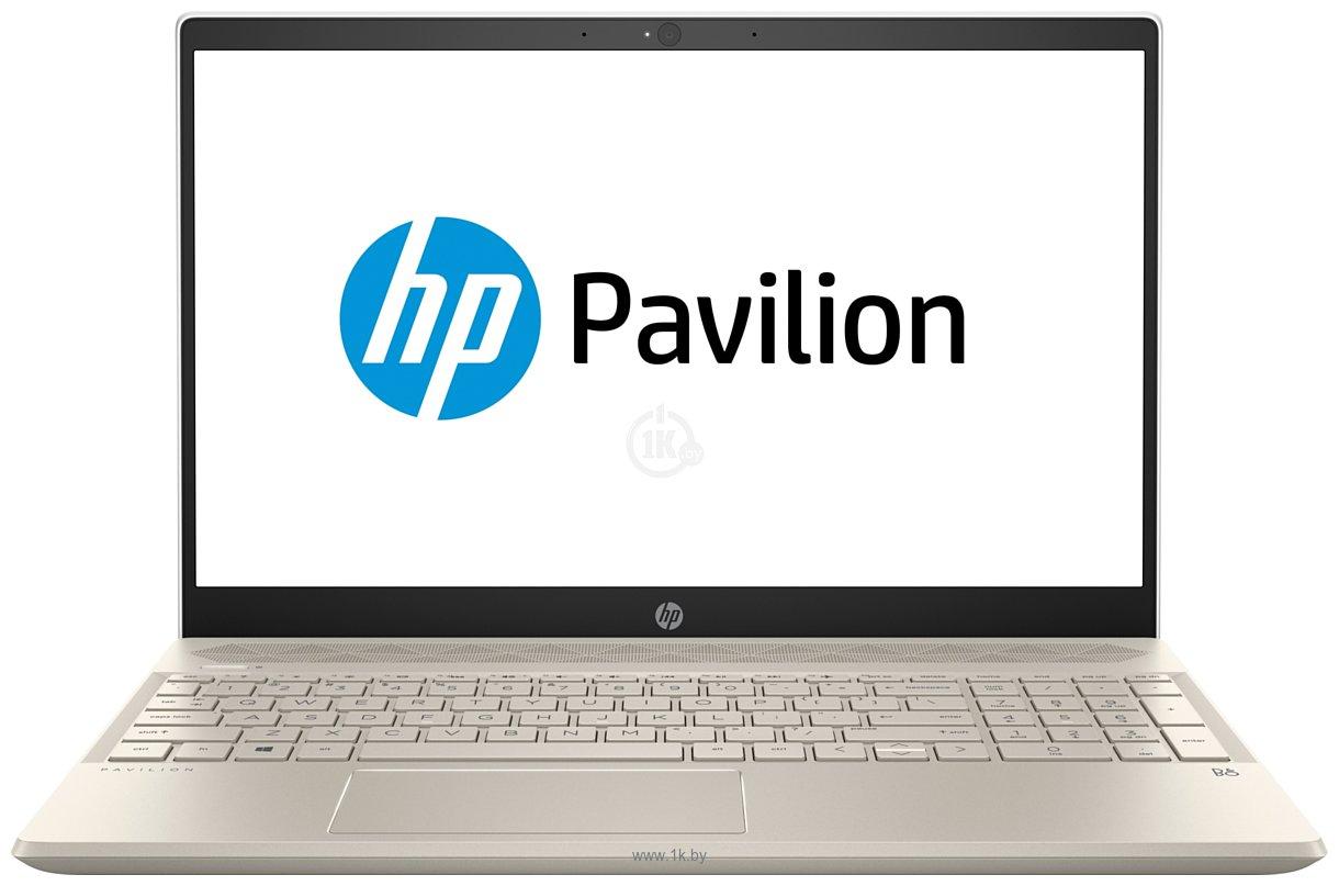 Фотографии HP Pavilion 15-cs1027ur (5VZ43EA)