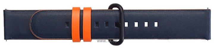 Фотографии Samsung Braloba Active Leather Dress для Watch 42mm/Active (черный)