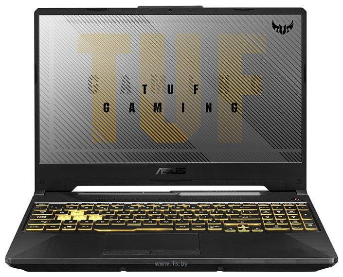Фотографии ASUS TUF Gaming A15 FA506IV-HN245