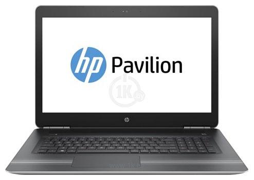 Фотографии HP Pavilion 17-ab003ur (X3L25EA)