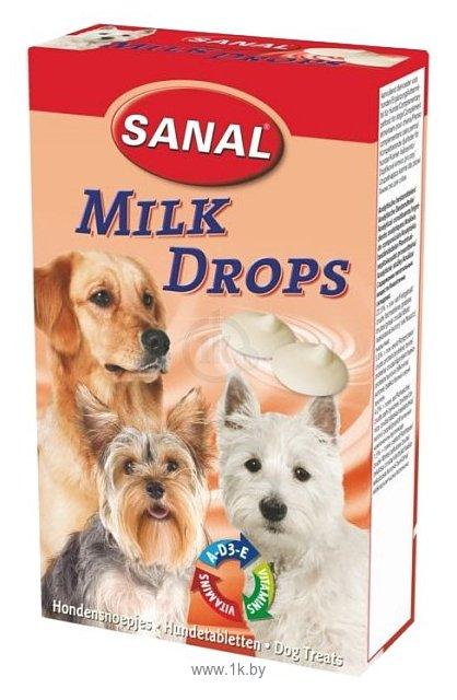 Фотографии Sanal Milk Drops