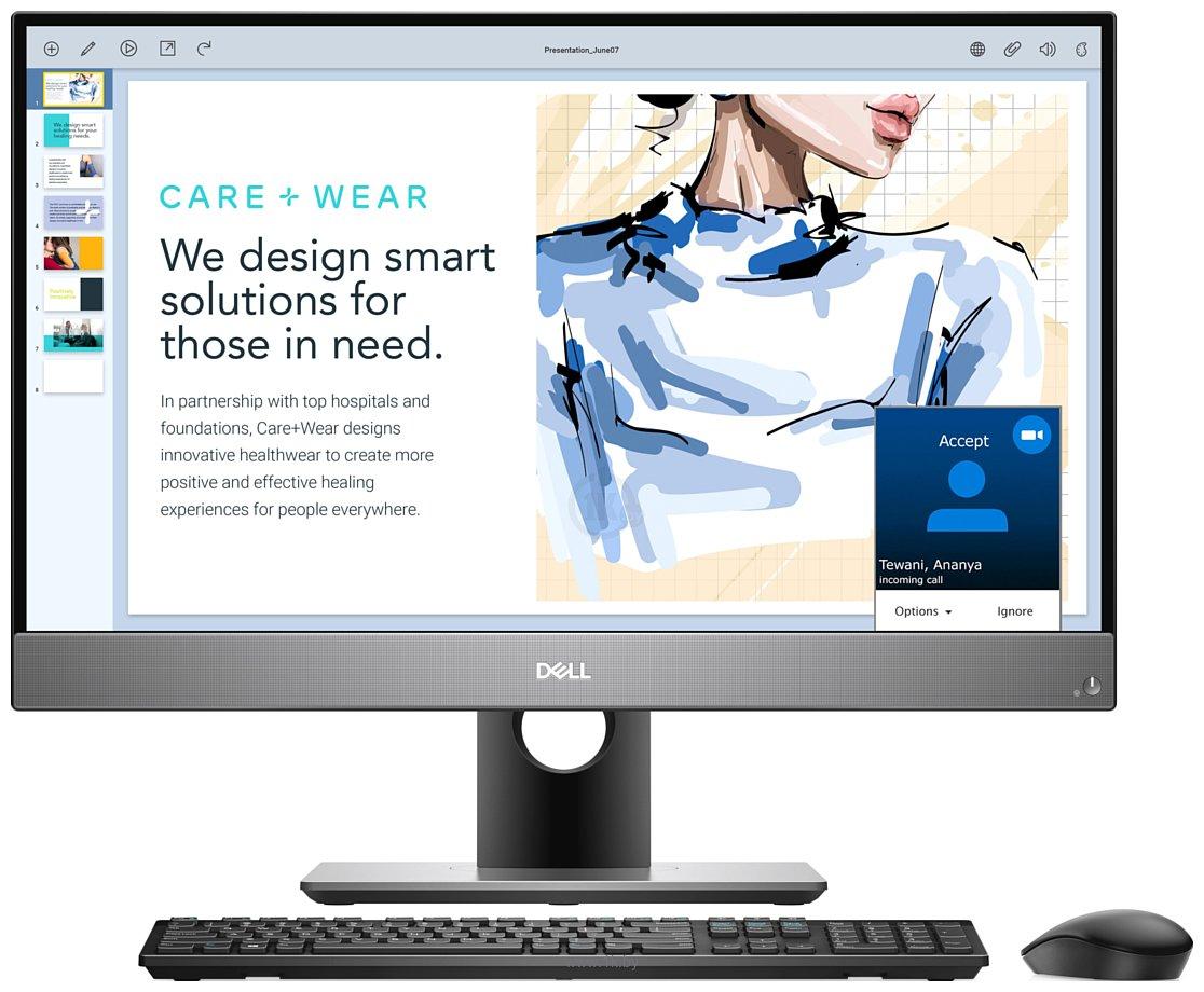 Фотографии Dell OptiPlex 27 7780-7038